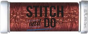 Borduurgaren Stitch & Do/Hobbydots SDHDM0H Christmas Red