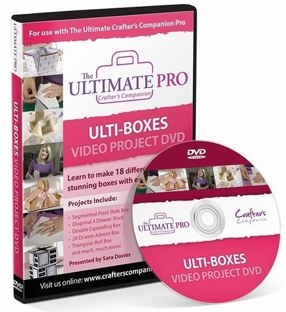 Crafter's Companion The Ultimate Pro - Ulti-Boxes