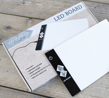 Card Deco Essentials CDELB001 Led Board