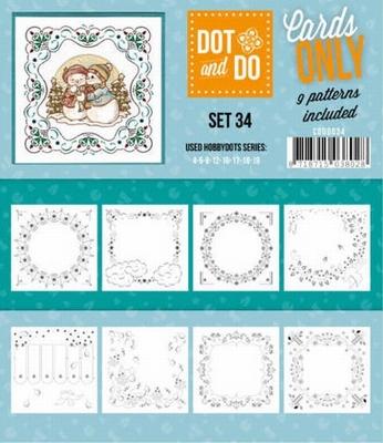 Dot & Do Cards Only Set 34