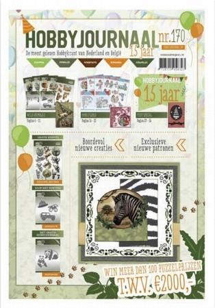 Hobbyjournaal 170 + Knipvel CD11300-HJ17001