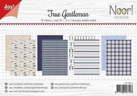 Joy! Noor design 6011/0614 Heren/True gentleman