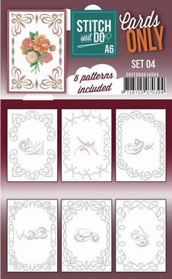 Stitch & Do Cards only COSTDOA610004