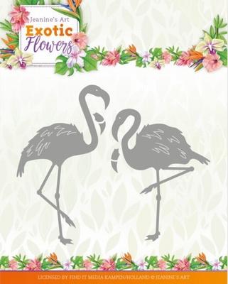 Jeanine's Exotic Dies JAD10131 Flamingo's