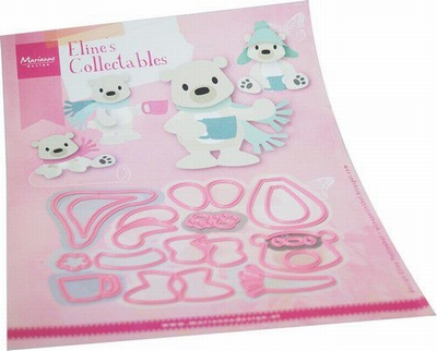 MD Collectables Eline's COL1502 Arctic bear