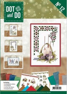 Dot and Do Book 12 DODOA6012 The Best Christmas Ever