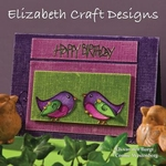 Elizabeth Craft Design stickers