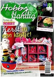 Hobbyhandig 170 nov/dec 2012 Kerst in een kastje