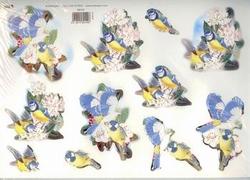 A4 Stansvel TBZ 580144 Vogels