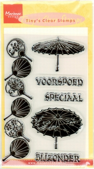 MD Tiny's Clear stamps TC0802 Voorspoed