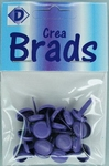 Dhondt Brads rond 45 Grape Violet/Druif Paars