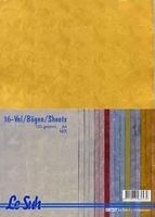 Lesuh  A4 Fantasie papier 412676 Vogels