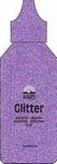 Kars Glitter extra fijn poeder lavendel