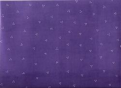 Scrapvel Marjoleine paarse stip