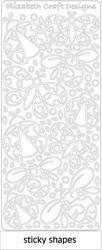 Elisabeth Craft Design sticky shapes 02341 Vlinders& bijtjes