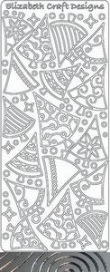 Elisabeth Craft Designs Sticker 0438 Kerstboom