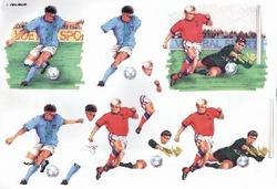 A4 Knipvel Wekabo 501 Sport Voetbal