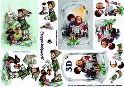 A4 Knipvel Le Suh Kerst 4169113