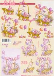 A4 Knipvel Le Suh 4169973 Baby/geboorte