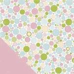 Scrapbookvel Making Memories 30022 GP Paper - dots 2-side