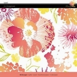 Scrapbooking S.E.I. Paper pad 8-2994 Mimosa