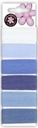 Creamotion borduurgaren BEM393799 blauw tinten