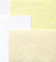 LeCreaDesign Sticker-C-Stitch Kaartenset 30.5472 Geel