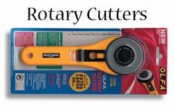 Mesjes Olfa Rotary cutter/rondsnijmes 60 mm RTY-3/G