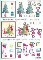 Line Kerststansvel 656 Creative Christmas 1