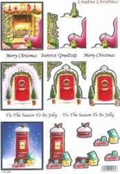 Line Kerststansvel 658 Creative Christmas 3