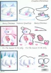 Line Kerststansvel 659 Creative Christmas 4