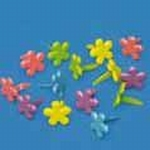 Rayher Splitpennen kleine bloem 7835349 Oranje