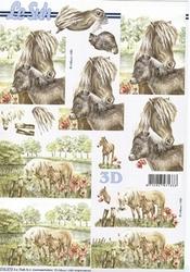 A4 Knipvel Le Suh 8215373 Paarden/pony's