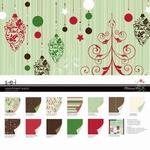 S.E.I. Assortment pack Christmas 8-3599 mint