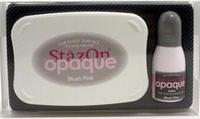 Stempelkussen StazOn opaque 106 blush pink
