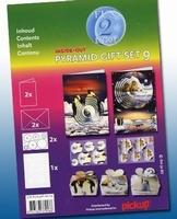 Pyramide gift set 09 Pinguin
