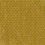 Scrapbookvel K&Company K-Ology 643727 Gold daisy