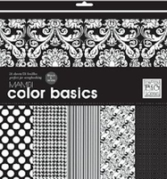 Paper Pad Me and My Big Ideas 03 Black & White basic