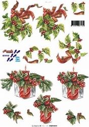 A4 Kerstknipvel Le Suh 8215102 Kerststukken