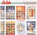 Le Suh Squares boekje 394008 Kerst