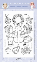 Clear stamps Morehaed Fun for You 97-1104 Krans/sok