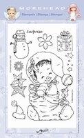 Clear stamps Morehaed Fun for You 97-1107 Cadeautjes