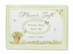 Flower soft startersset Pretty pots