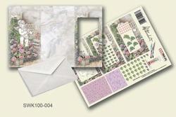 Olba pyramidebloenenkaart SWK100-004 Beeld