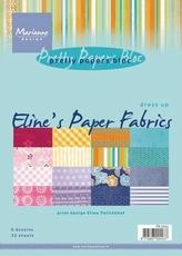 MD Pretty Papers bloc PB7023 Eline's paper fabrics