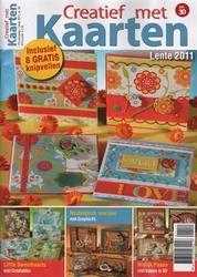 Creatief met Kaarten 34 Lente 2012