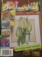 Borduurblad 19 Leuksste blad voor borduren!