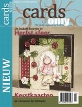 Scrap tijdschrift Cards Only nr  4 Herfst 2008