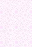 Vaessen Geurkarton 270201 roze stippen