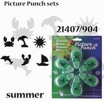 Picture punch kit 904 Zomer